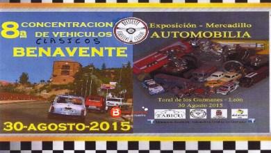 Photo of 8ª Concentración de vehículos clásicos de Benavente