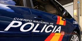 policia nacional robo
