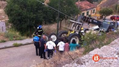 Photo of Fallece un varón al volcar un tractor en la localidad de Toro