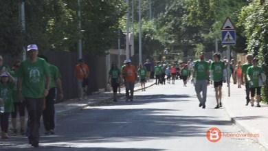 Photo of Benavente caminó en la jornada de ayer contra la fibrosis quística