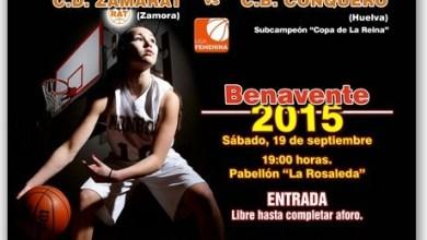 Photo of Partido de élite de baloncesto en Benavente