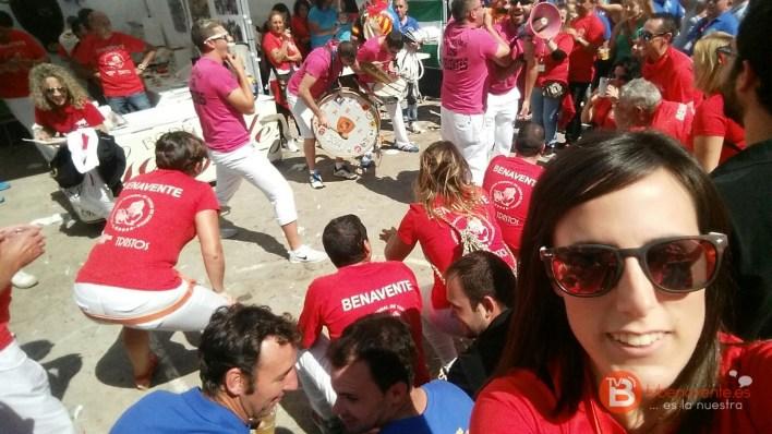 benaventanos en el congreso de toros de cuerda de lodosa 2015 - 3