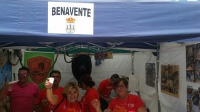 Photo of Degustación de productos de la tierra de Benavente en el XII Congreso Nacional de Toros de Cuerda de Lodosa