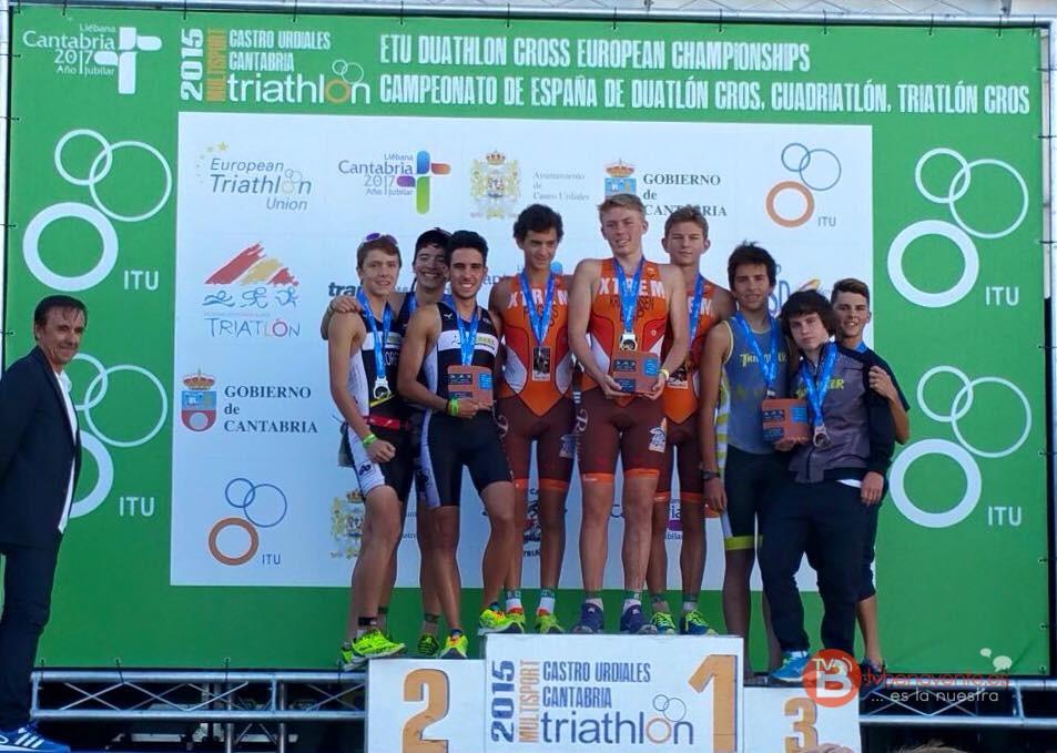 campeonato de españa triatlon