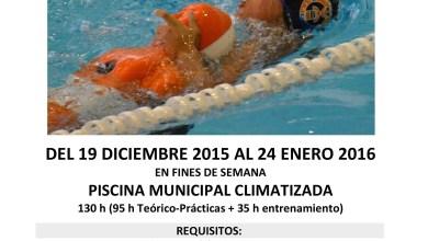 Photo of Curso de socorrista acuático en Benavente