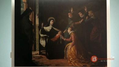 Photo of Inaugurada la exposición Teresa de Jesús: Con el velo en vela en Benavente
