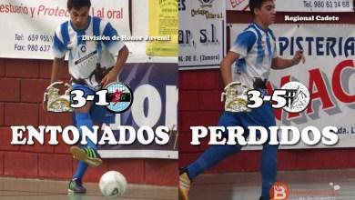 Photo of Nueva victoria para el Ferretería la Fuente y otra derrota para los cadetes
