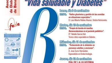 Photo of La próxima semana arranca la XVII semana diabetológica en Benavente