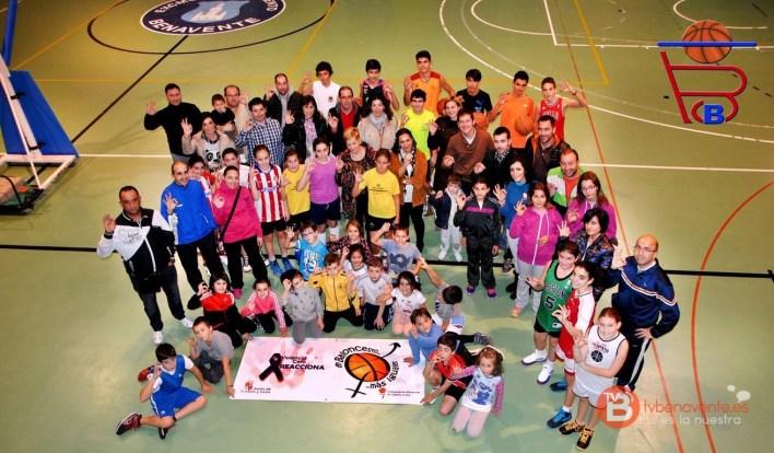 Benavente Club Baloncesto - violencia de genero - 4
