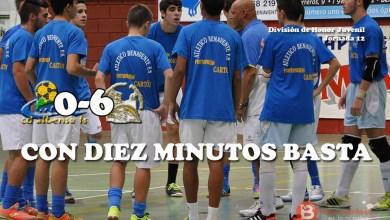Photo of En tan sólo diez minutos el Ferretería La Fuente zanja su partido