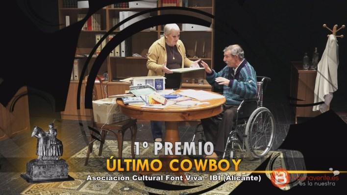 PRIMER PREMIO - TEATRO BENAVENTE 2015