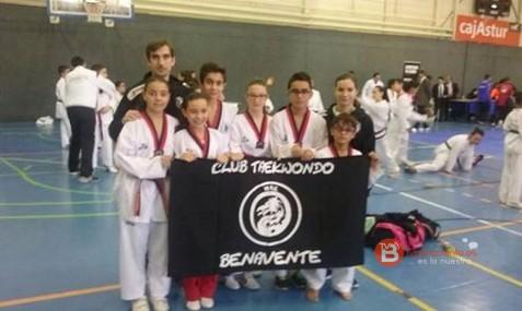 taekwondo benavente Poomsaes-Aviles