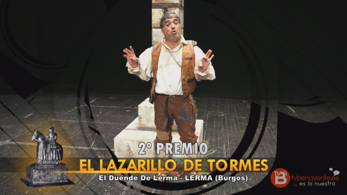 SEGUNDO PREMIO - TEATRO BENAVENTE 2015