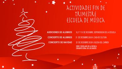 Photo of Actividades fin de trimestre de la Escuela de Música Duquesa de Pimentel