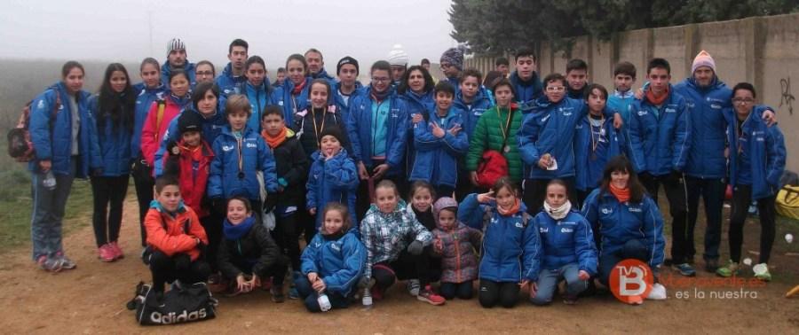 cross escolar toro benavente atletismo - tvbenavente