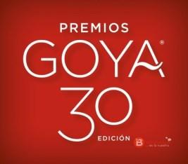 goya 2016 - 30 edicion