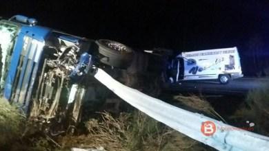 Photo of Dos personas resultan heridas en una colisión de tres vehículos en la autovía A-52