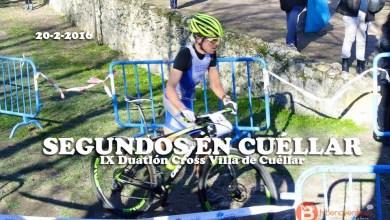 Photo of Rubén Iglesias, séptimo, el mejor de los tri benaventanos en Cuéllar