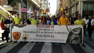 Photo of ABTE se manifiesta en Valencia en defensa de la cultura, las tradiciones y la Tauromaquia