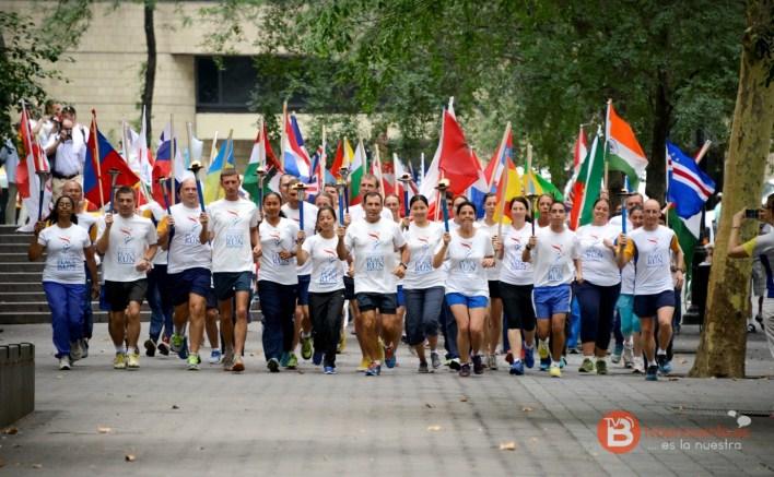 Peace Run - Benavente
