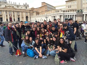 San Vicente de Paul - Benavente - Roma 5