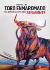 Cartel Oficial -  Toro Enmaromado 2016 - Benavente
