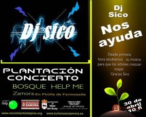 DJ SICO - MOVIMIENTO HELP ME - ZAMORA
