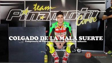 Photo of Siete puntos en la general para Iker Carrera a pesar de las dos caídas