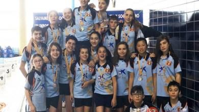 Photo of El Club Salvamento Benavente se proclama Campeón de Castilla y León 2016