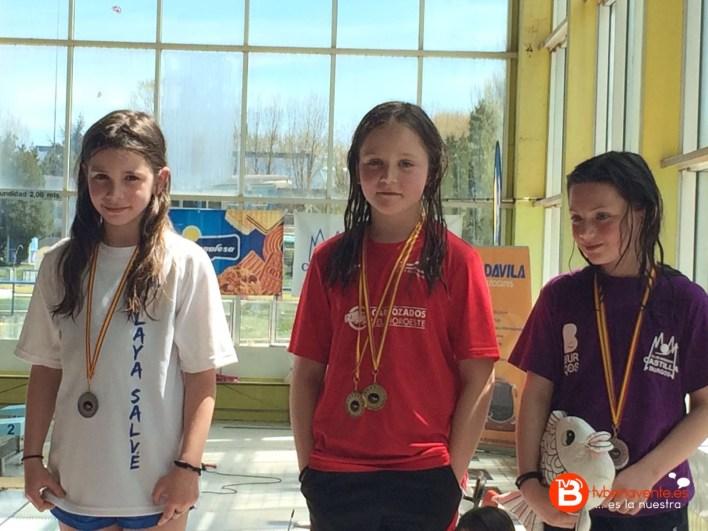 benavente natacion IX Trofeo Ciudad de Burgos - 03