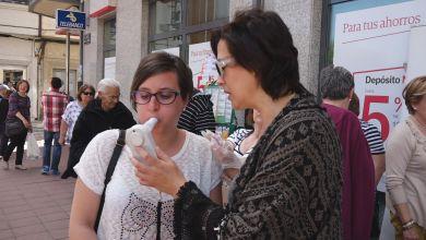 Photo of La AECC en Benavente realiza una campaña de sensibilización contra el tabaco