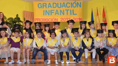 Photo of Graduación Infantil en el Colegio Virgen de la Vega de Benavente