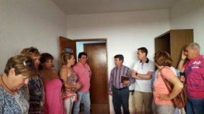 Ayuntamiento cede local AFIBE