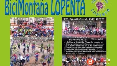 Photo of Lopenta anima a sacar las bicis este fin de semana con una doble cita