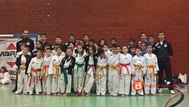 Photo of Benavente manda en el taekwondo regional de la mano del Club Taekwondo Benavente Quesos el Pastor