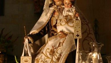 Photo of Comienza la novena en la Iglesia de Nuestra Señora del Carmen