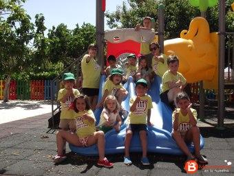 Campamento bilingüe virgen de la vega