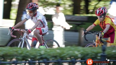 Photo of Sergio López a un paso de la victoria en la Copa Escuelas Zona Oeste de ciclismo