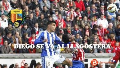 Photo of Diego Jiménez ficha por la UE Llagostera para buscar el ascenso a la Liga Adelante