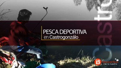 Photo of VIDEO: Pesca Deportiva en Castrogonzálo