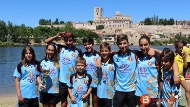 Photo of El Club Salvamento Benavente, subcampeón del VII Trofeo Ciudad de Zamora