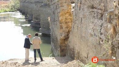 Photo of VIDEO: Comienzan las obras de restauración del Puente de Castrogonzalo