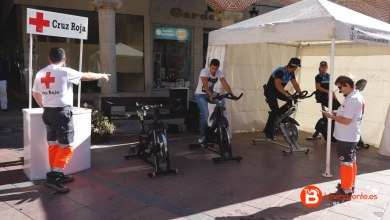 Photo of Pedaleo Solidario en Benavente en la Semana Europea de la Movilidad