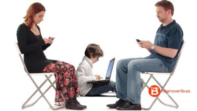 Photo of La adicción a Internet puede ser señal de otros problemas de salud mental