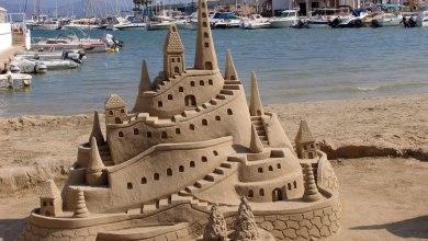 Photo of ¿Por qué se sostienen los castillos de arena?