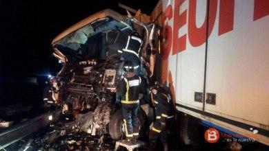 Photo of Fallece un camionero benaventano en un accidente en Ávila