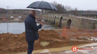 Photo of VIDEO: Se estima que en el mes de marzo el puente de Castrogonzalo esté abierto