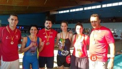 Photo of 15 medallas en el Open de Castilla y León de Invierno para el Club Benavente Natación