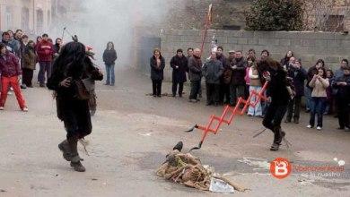 Photo of La comarca de Aliste recibe el nuevo año con sus mascaradas de invierno