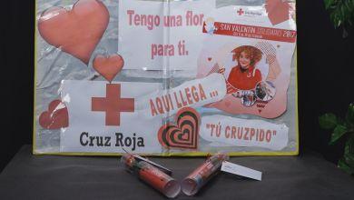 Photo of Cruz Roja ha repartido 3.150 rosas de chocolate por San Valentín en la provincia